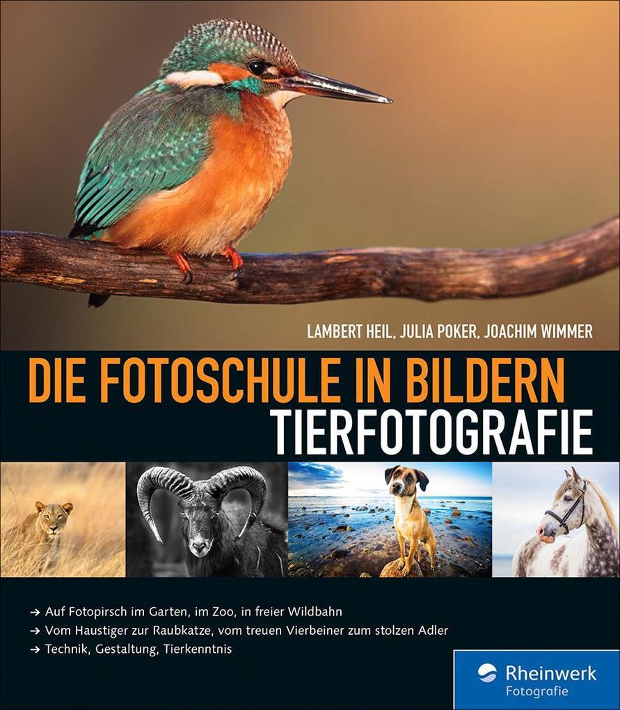 Die Fotoschule in Bildern. Tierfotografie als eBook pdf