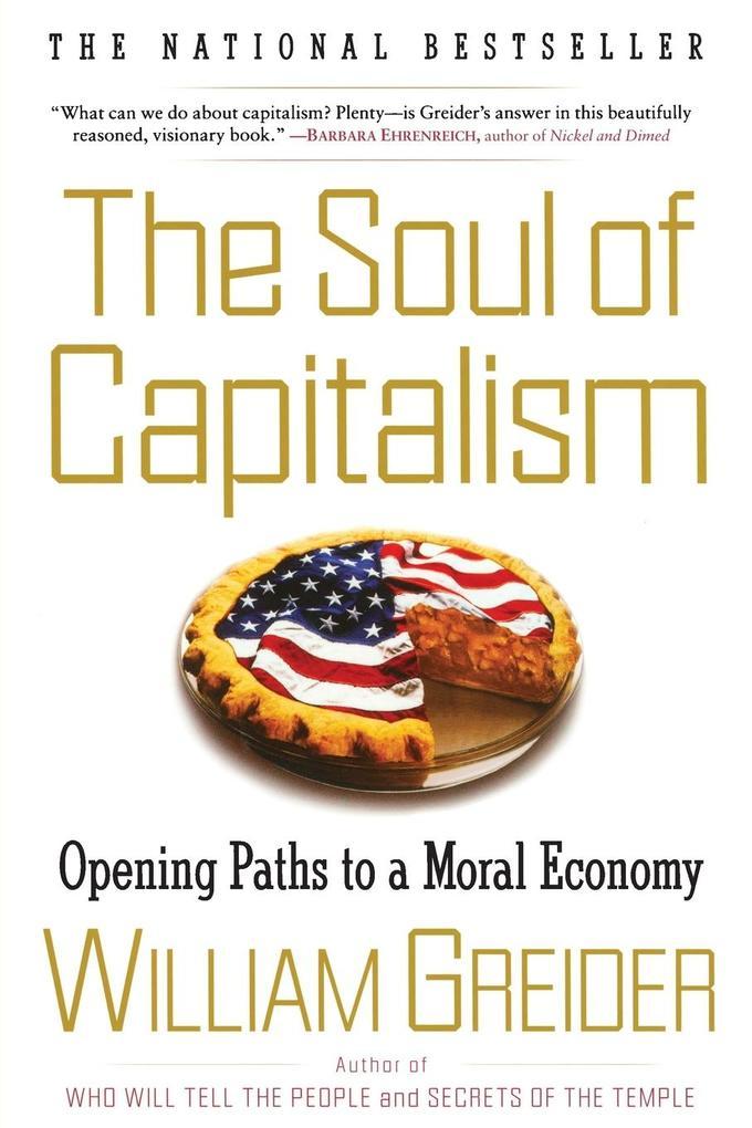 Soul of Capitalism als Taschenbuch