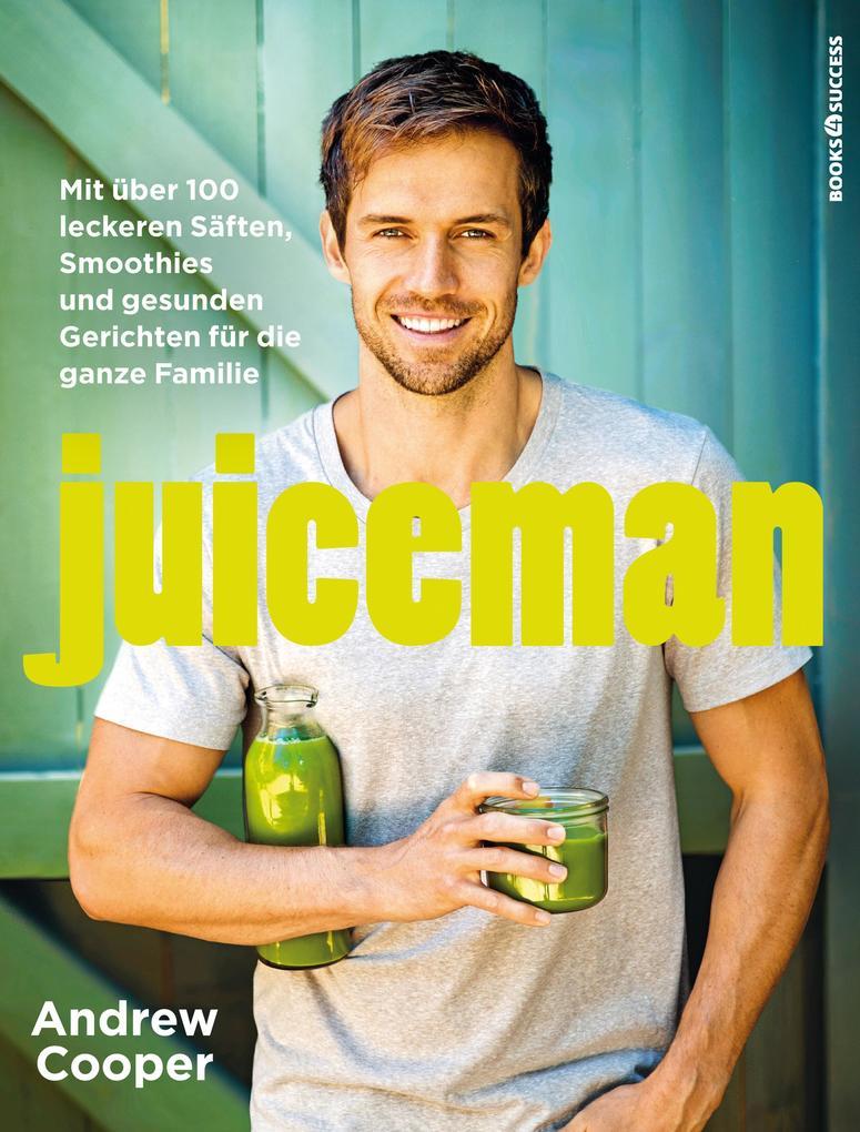 Juiceman als eBook epub