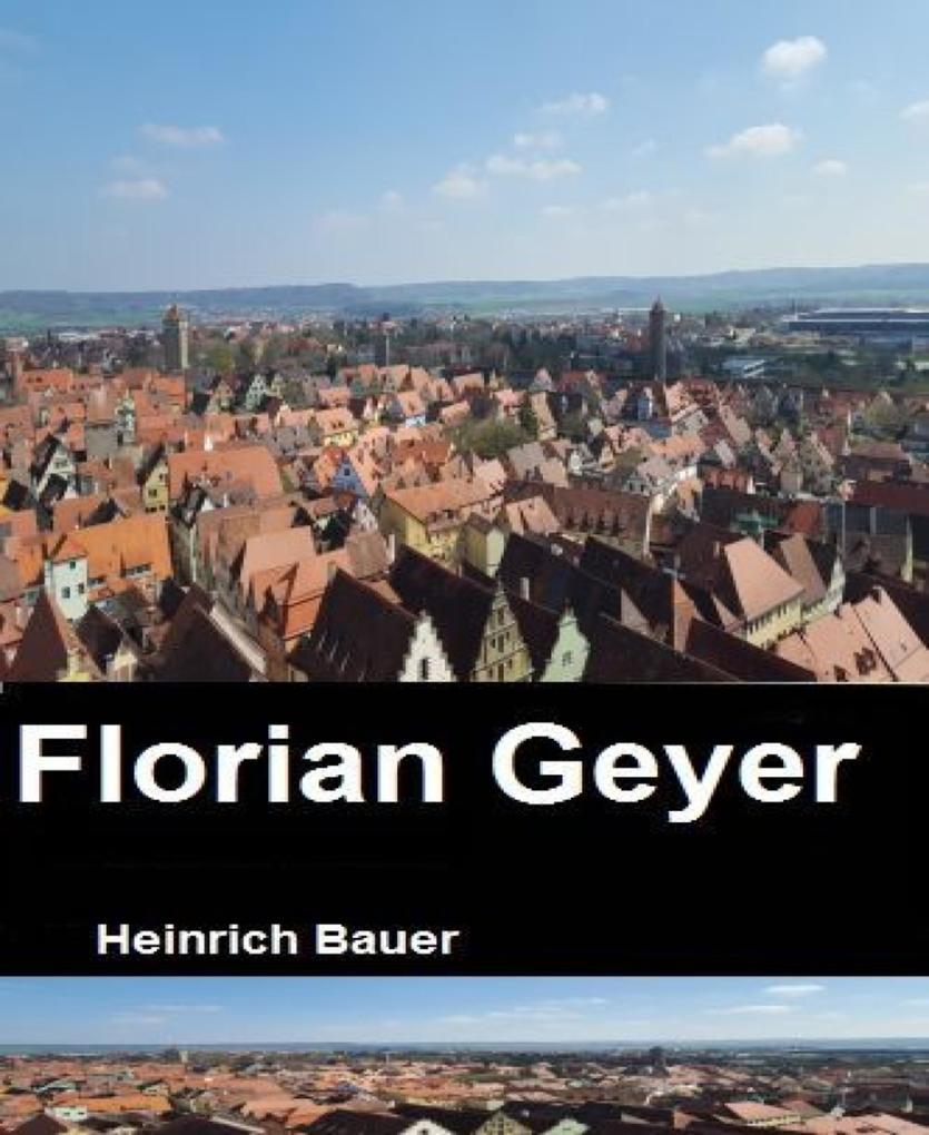 Florian Geyer als eBook epub