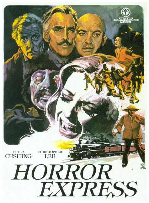 Horror Express als Blu-ray