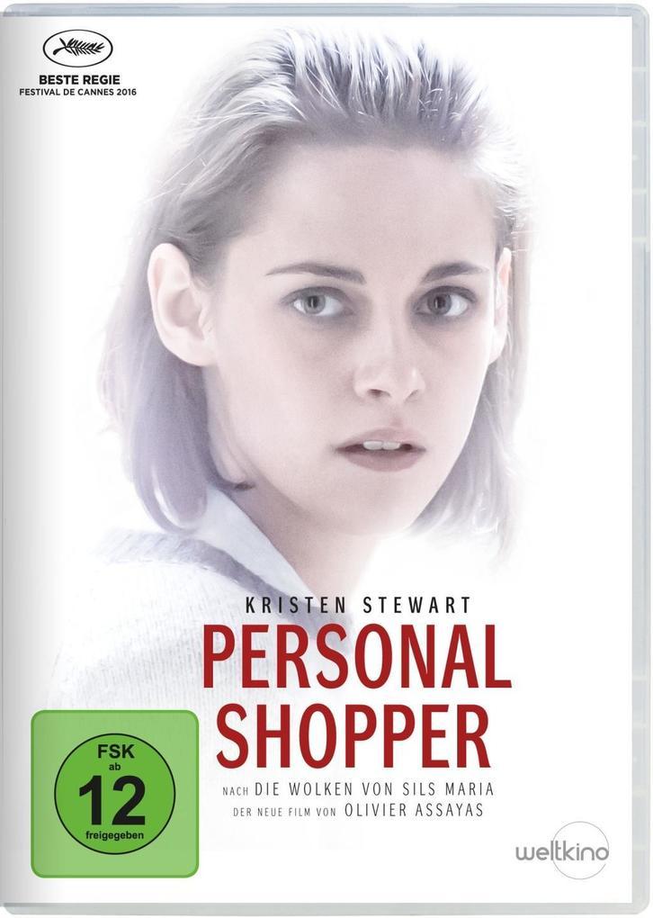 Personal Shopper als DVD