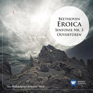 Eroica-Sinfonie 3/Ouvertüren als CD