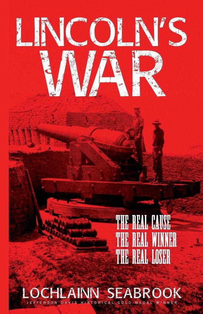 Lincoln's War als Taschenbuch