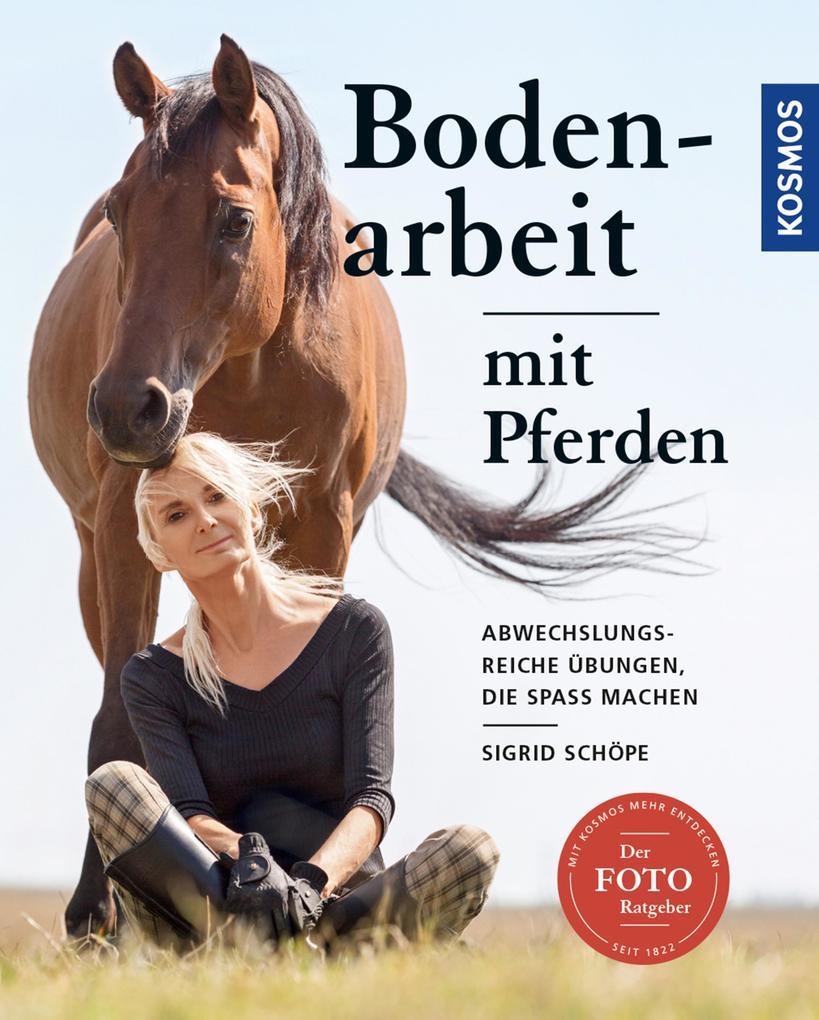 Bodenarbeit mit Pferden als eBook pdf
