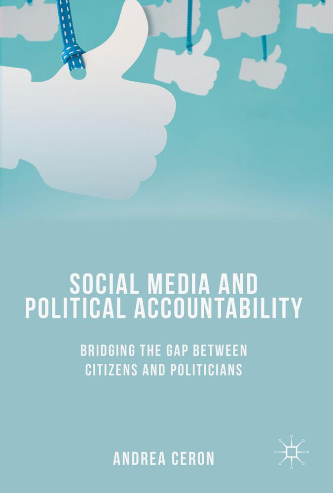 Social Media and Political Accountability als Buch (gebunden)