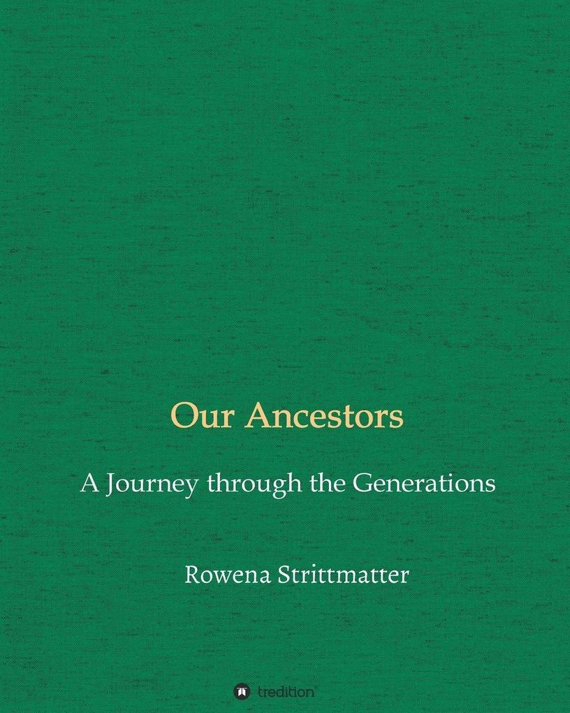 Our Ancestors als Taschenbuch