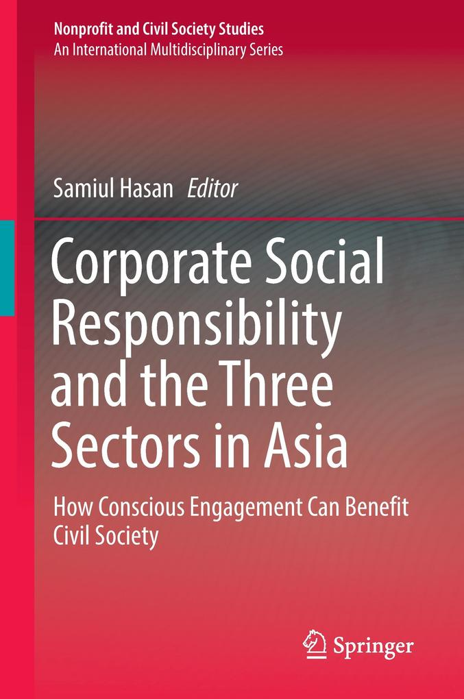 Corporate Social Responsibility and the Three Sectors in Asia als Buch (gebunden)