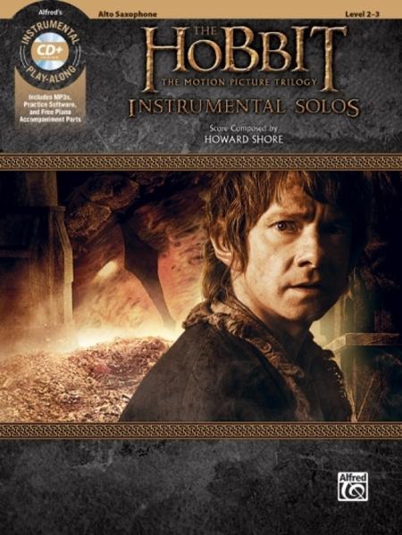 The Hobbit: The Motion Picture Trilogy Instrumental Solos als Buch (kartoniert)