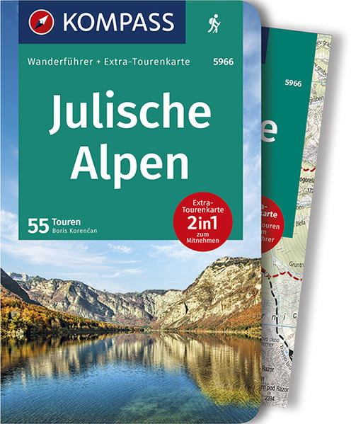 Julische Alpen als Buch (kartoniert)