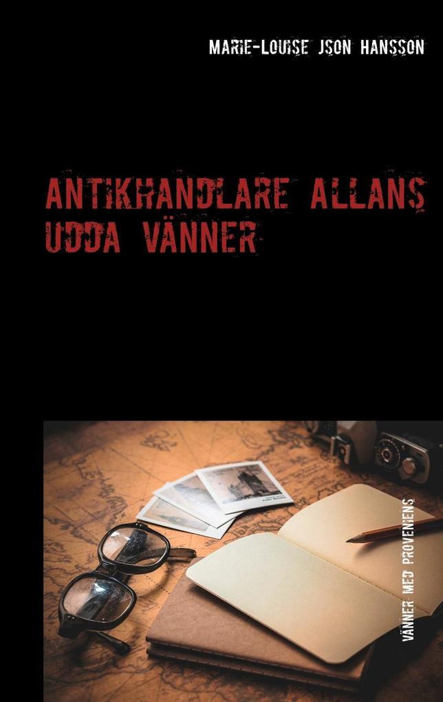 Antikhandlare Allans udda vänner als eBook epub