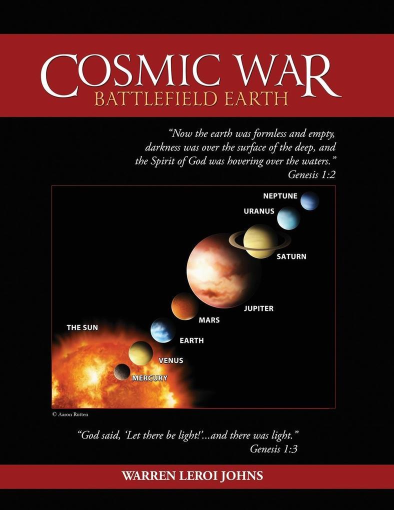 Cosmic War als Taschenbuch