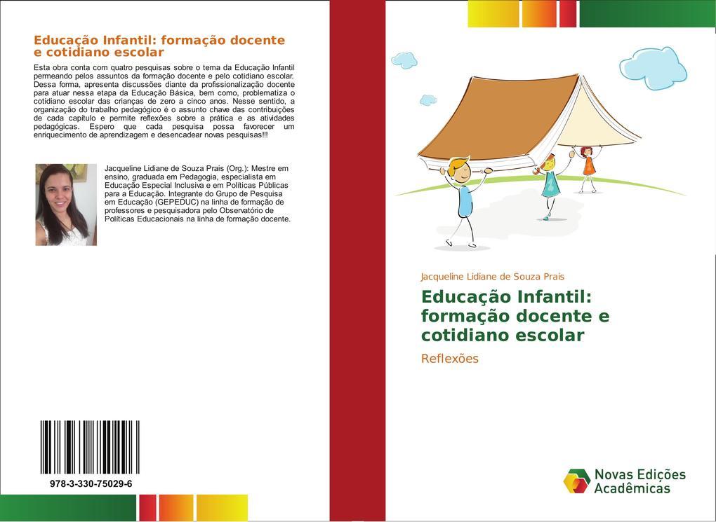 Educação Infantil: formação docente e cotidiano escolar als Buch (kartoniert)