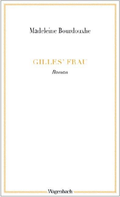 Gilles' Frau als Taschenbuch