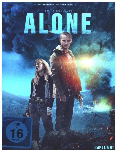 Alone als Blu-ray