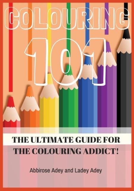 Colouring 101 als Taschenbuch