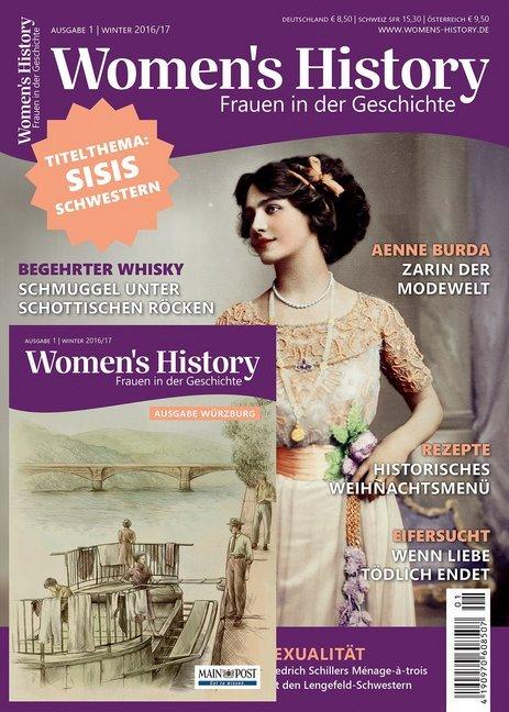 Women's History, Ausgabe Würzburg als Buch (kartoniert)