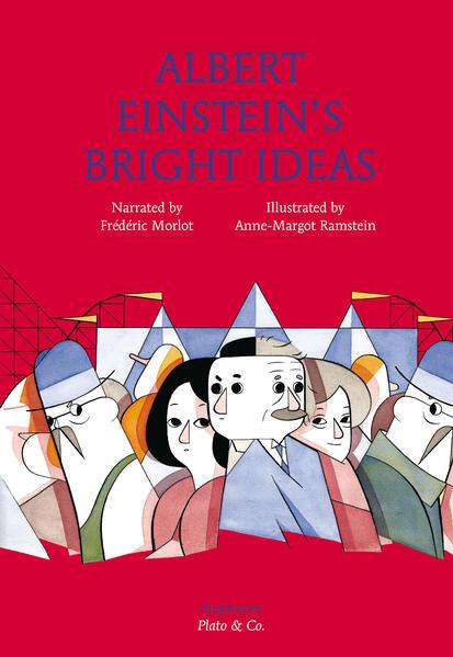 Albert Einstein's Bright Ideas als Buch (gebunden)