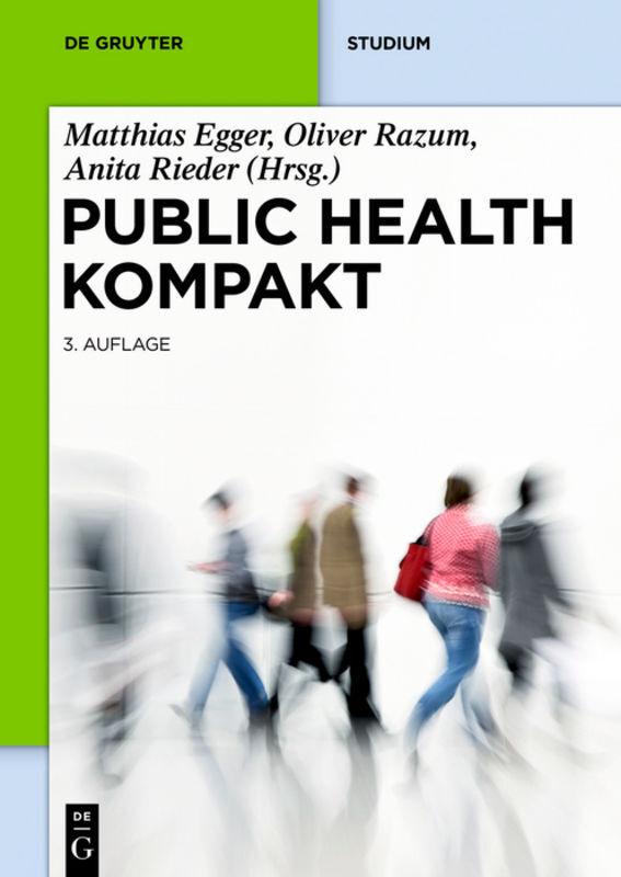 Public Health Kompakt als Buch (kartoniert)