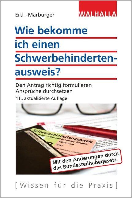 Wie bekomme ich einen Schwerbehindertenausweis? als Buch (kartoniert)