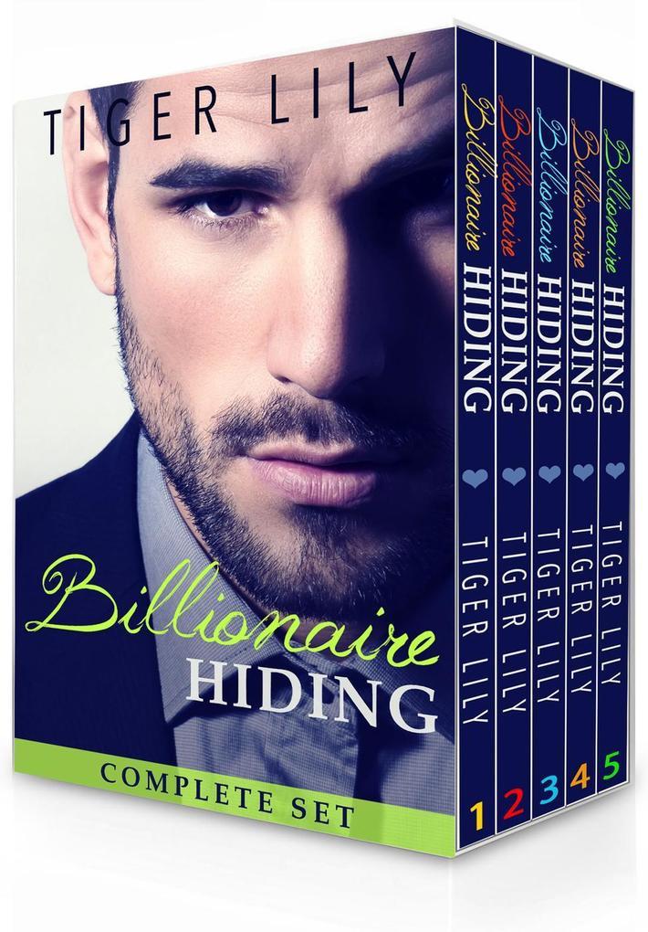 Billionaire Hiding - Complete Set als eBook epub
