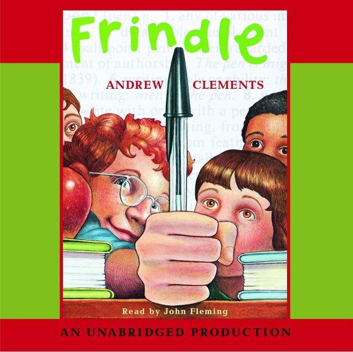Frindle als Hörbuch CD