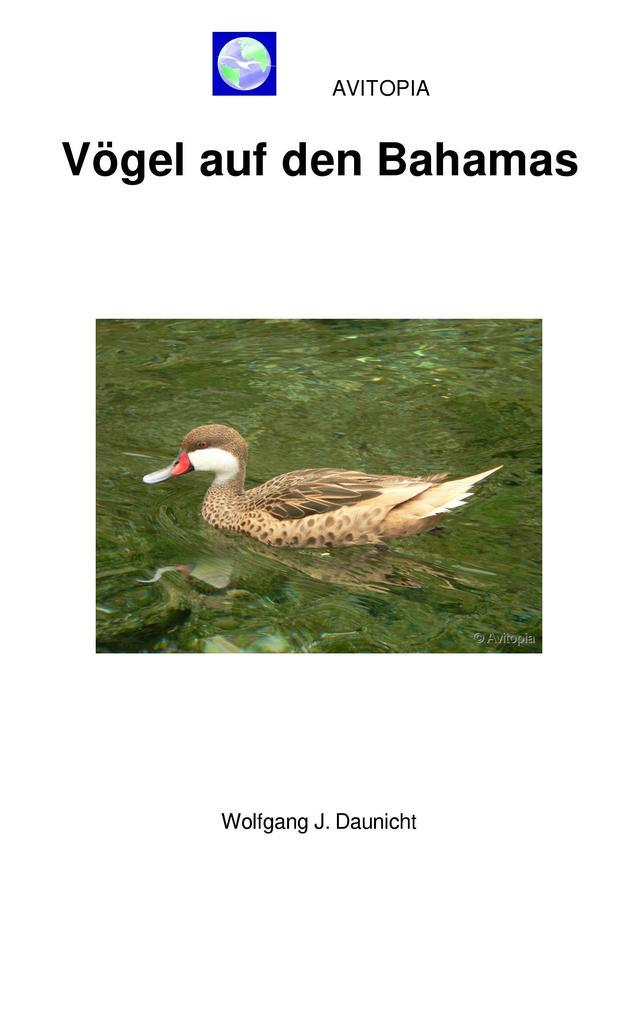 AVITOPIA - Vögel auf den Bahamas als eBook epub