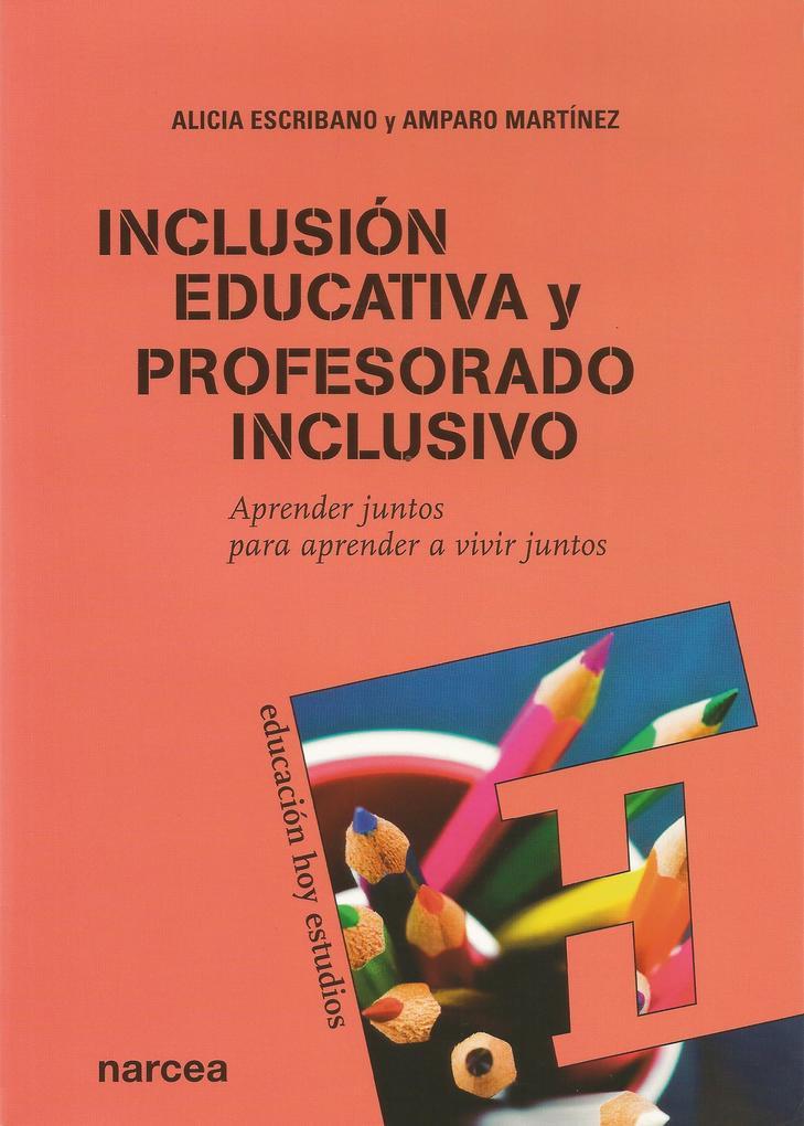 Inclusión educativa y profesorado inclusivo als eBook epub