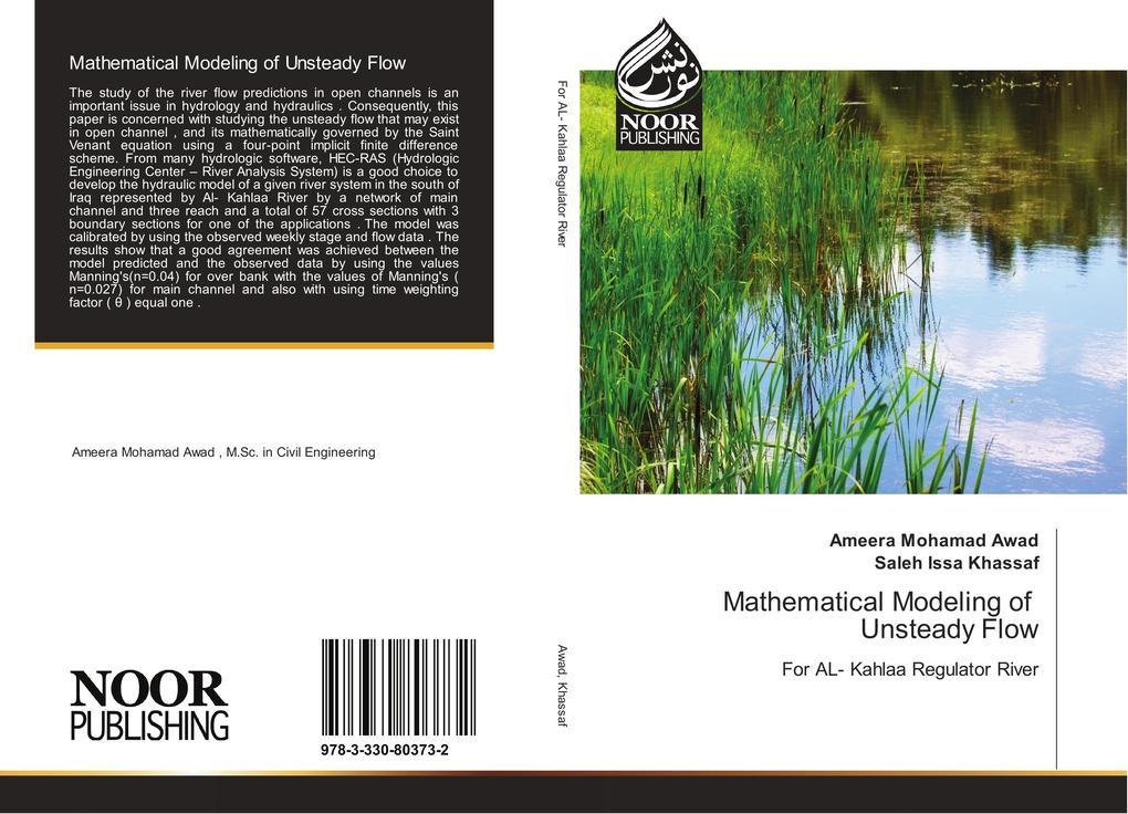 Mathematical Modeling of Unsteady Flow als Buch (kartoniert)