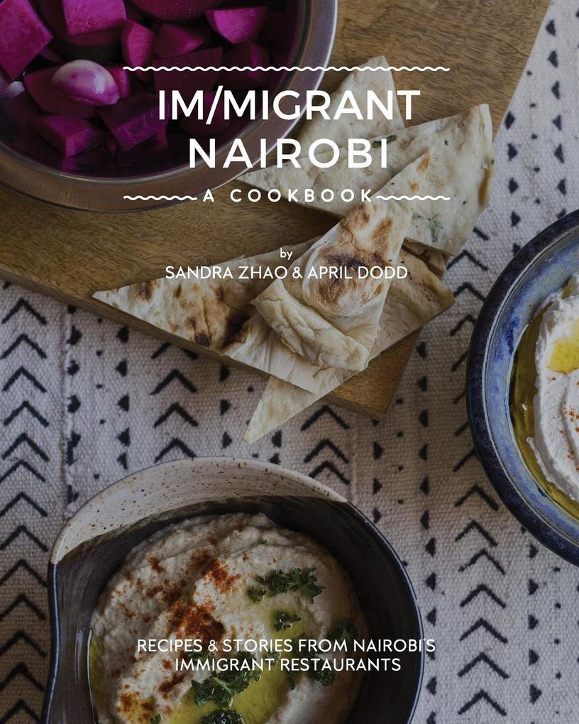 Immigrant Nairobi als Taschenbuch