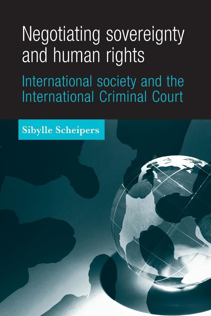 Negotiating Sovereignty and Human Rights als Taschenbuch