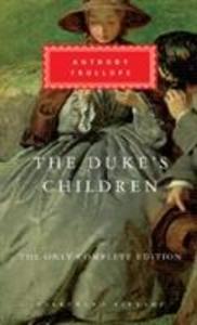The Duke's Children als Buch (gebunden)