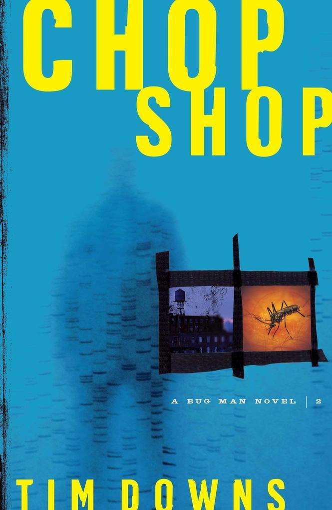 Chop Shop als Taschenbuch