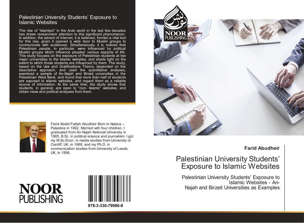 Palestinian University Students' Exposure to Islamic Websites als Buch (kartoniert)