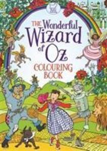 The Wonderful Wizard of Oz Colouring Book als Taschenbuch