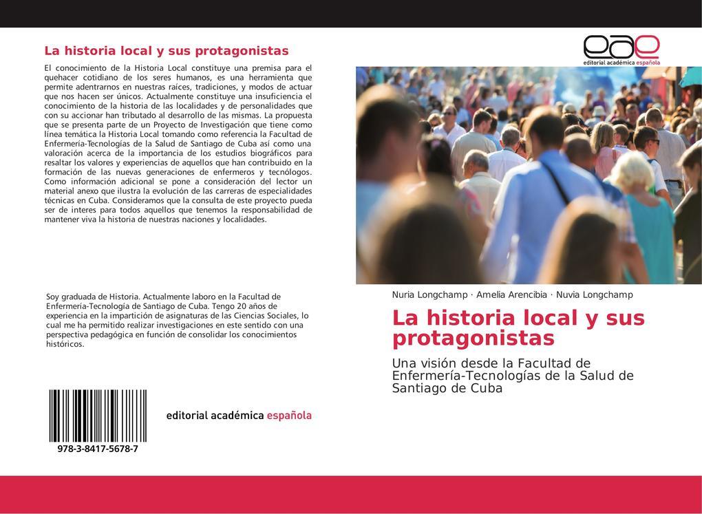 La historia local y sus protagonistas als Buch (kartoniert)