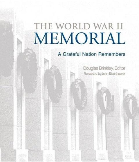 The World War II Memorial als Buch (gebunden)