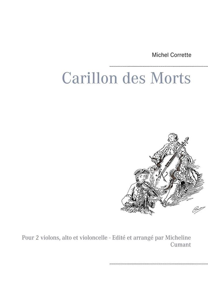 Carillon des Morts als eBook epub