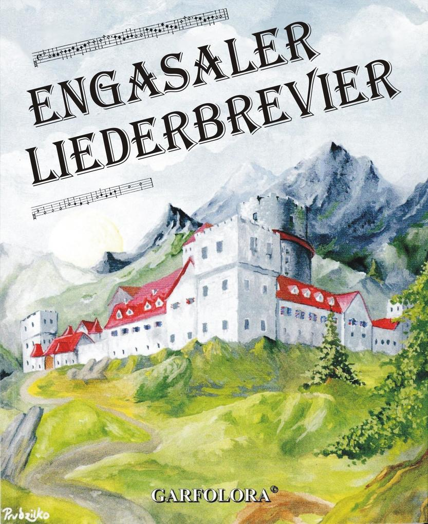 Engasaler Liederbrevier als eBook epub