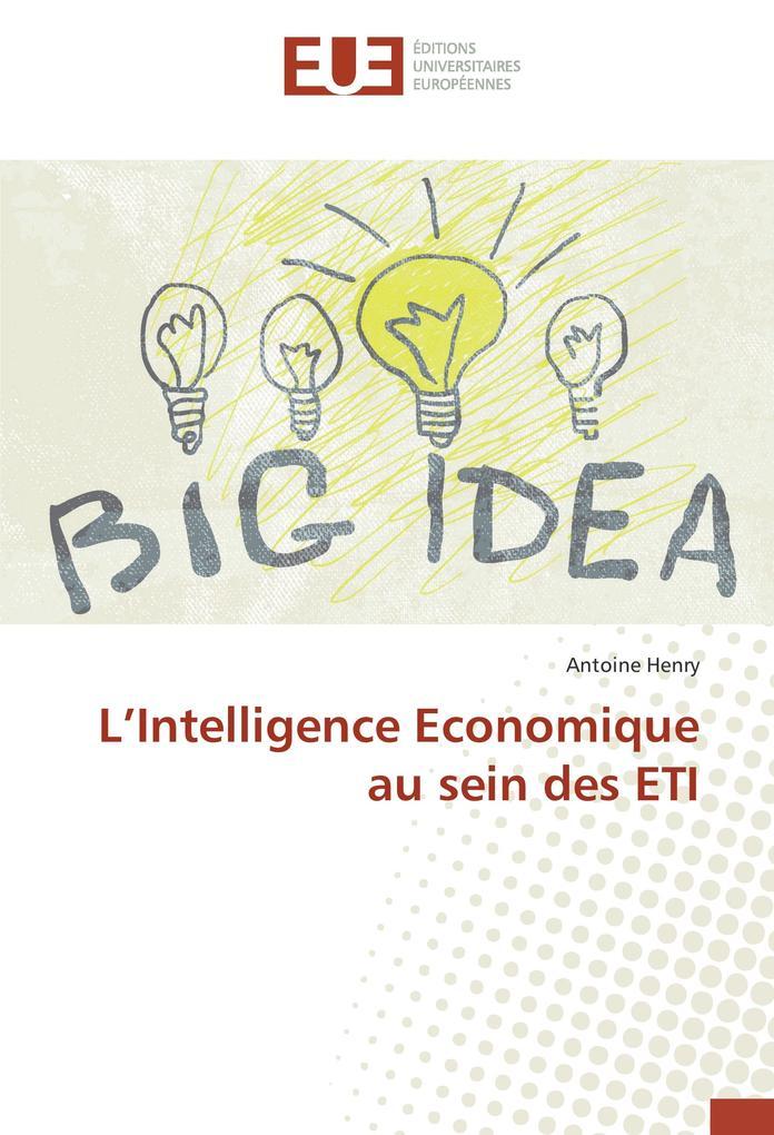 L'Intelligence Economique au sein des ETI als Buch (kartoniert)