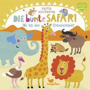 Die bunte Safari - Wo ist der Unterschied?