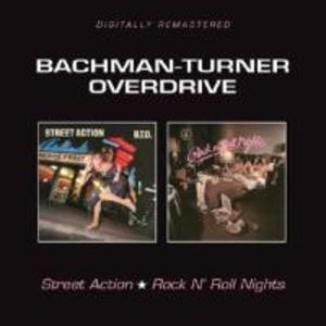 Street Action/Rock N' Roll Nights als CD