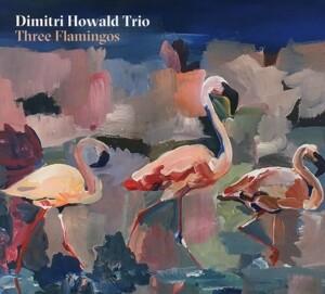 Three Flamingos als CD