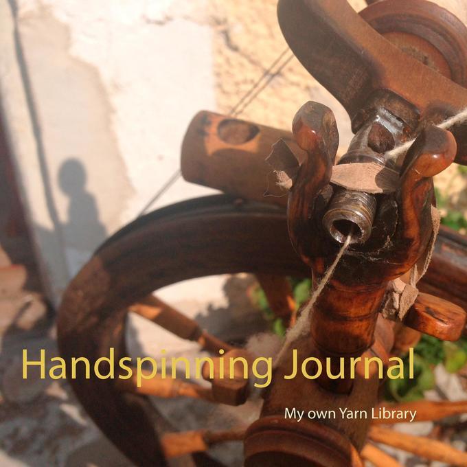 Handspinning Journal als Buch (kartoniert)