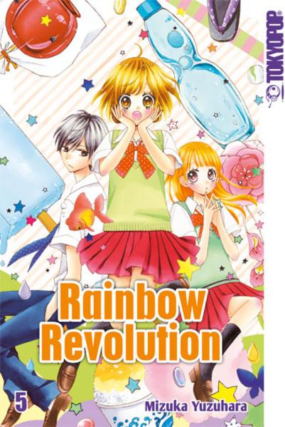 Rainbow Revolution 05 als Taschenbuch