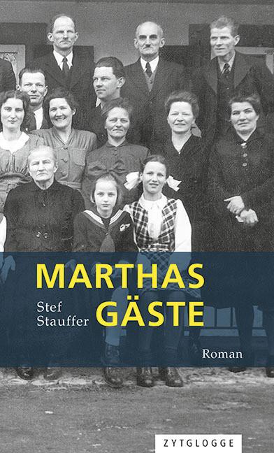 Marthas Gäste als Buch (gebunden)