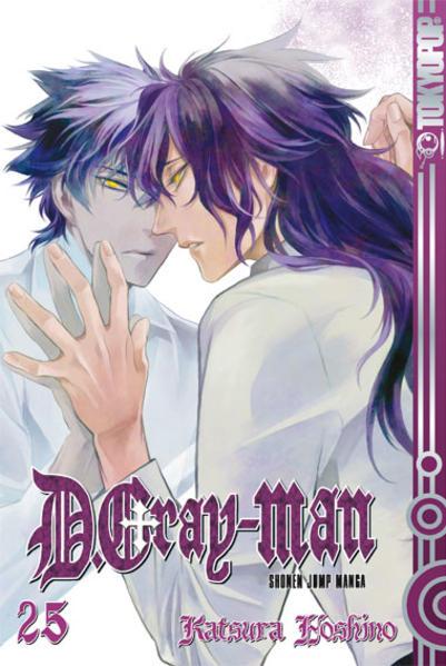 D.Gray-Man 25 als Taschenbuch