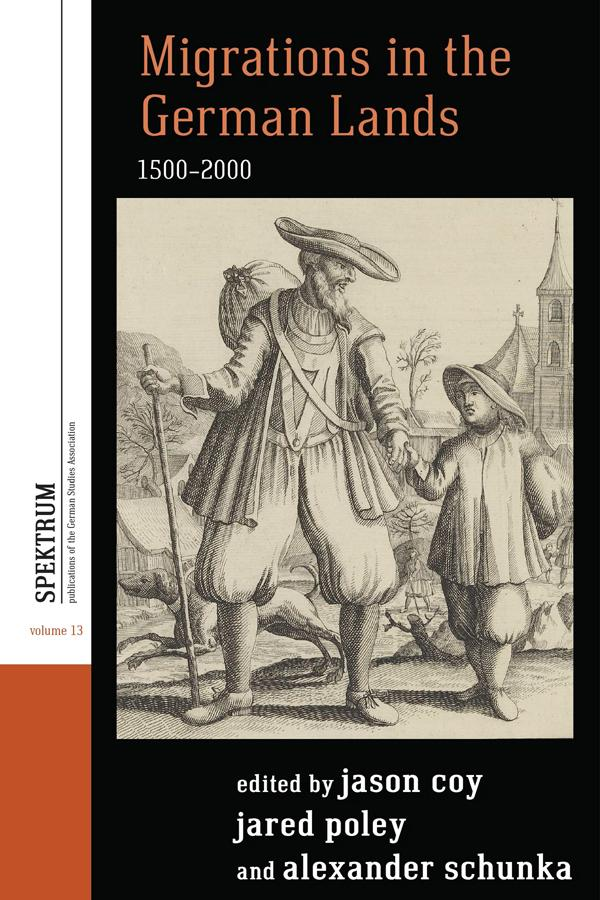 Migrations in the German Lands, 1500-2000 als eBook epub