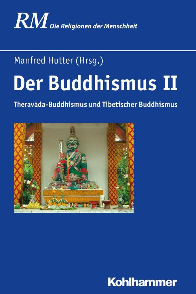 Der Buddhismus II als eBook epub