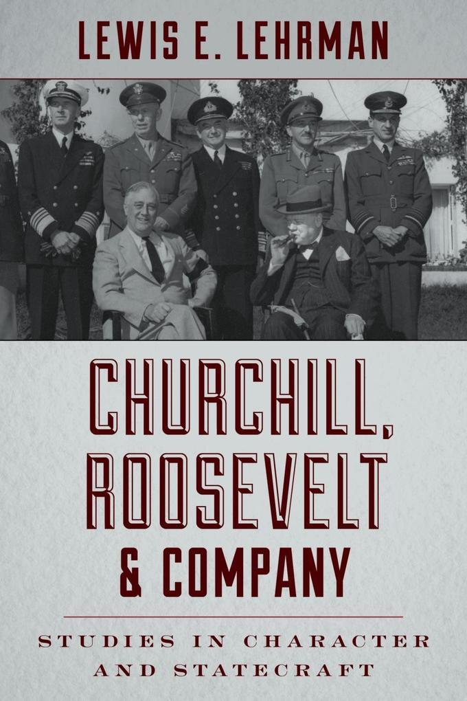 Churchill, Roosevelt & Company als eBook epub